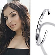 April 2020 Influencer Alisha Taneja sharing the 91>19 Bangle