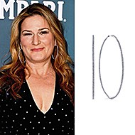 January 2020 Actress Ana Gasteyer wearing Gabriel & Co at the 22nd Annual Costume Designers Guild Awards!