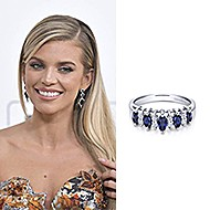 March 2020 AnnaLynne McCord wore Gabriel & Co while attending the 92nd Annual Academy Awards!