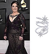 January 2020 Musician Ashley McBryde wearing Gabriel & Co while attending the 62nd Annual GRAMMY Awards!