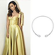 Britt Baron wearing Gabriel NY during the Golden Globe Awards