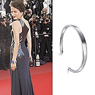 May 2020 Actress Camilla Belle sharing Gabriel & Co.'s 91>19 Bracelet