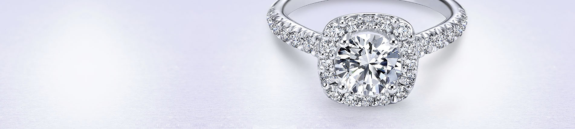 two ring london by rings halo diamond engagement round