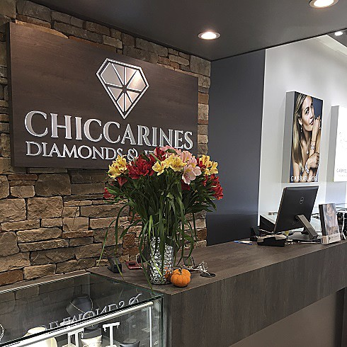 CHICCARINES DIAMONDS & JEWELRY - 1