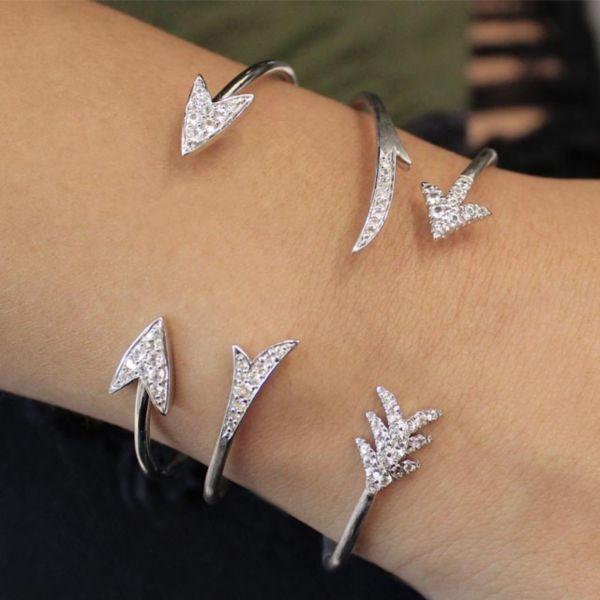 925 Silver Byblos Bangle