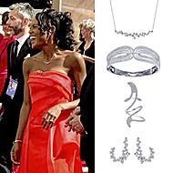 Actress Janai Norman wore Gabriel NY to the Oscars