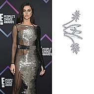 LaLa Kent wearing Gabriel NY to the People's Choice Awards