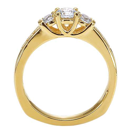 The One CushionCut Engagement Ring  Harry Winston