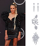 August 2019 Olympic Gold Medalist Nastia Liukin wearing Gabriel & Co while attending The ESPY Awards!