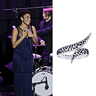 Singer Ariana Debose wearing Gabriel NY to the Broadway Belts at the Edison Ballroom.