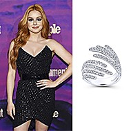 Actress Ariel Winter wearing Gabriel & Co. to the People & Entertainment Upfronts