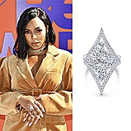 Ashanti June 2018 BET Awards