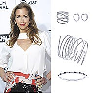 Alysia Reiner April 2018 2018 Tribeca Film Festival