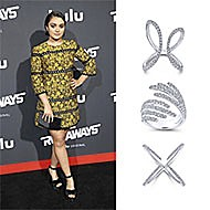 Ariela Barer December 2017 Premiere of Netflix's Runaways