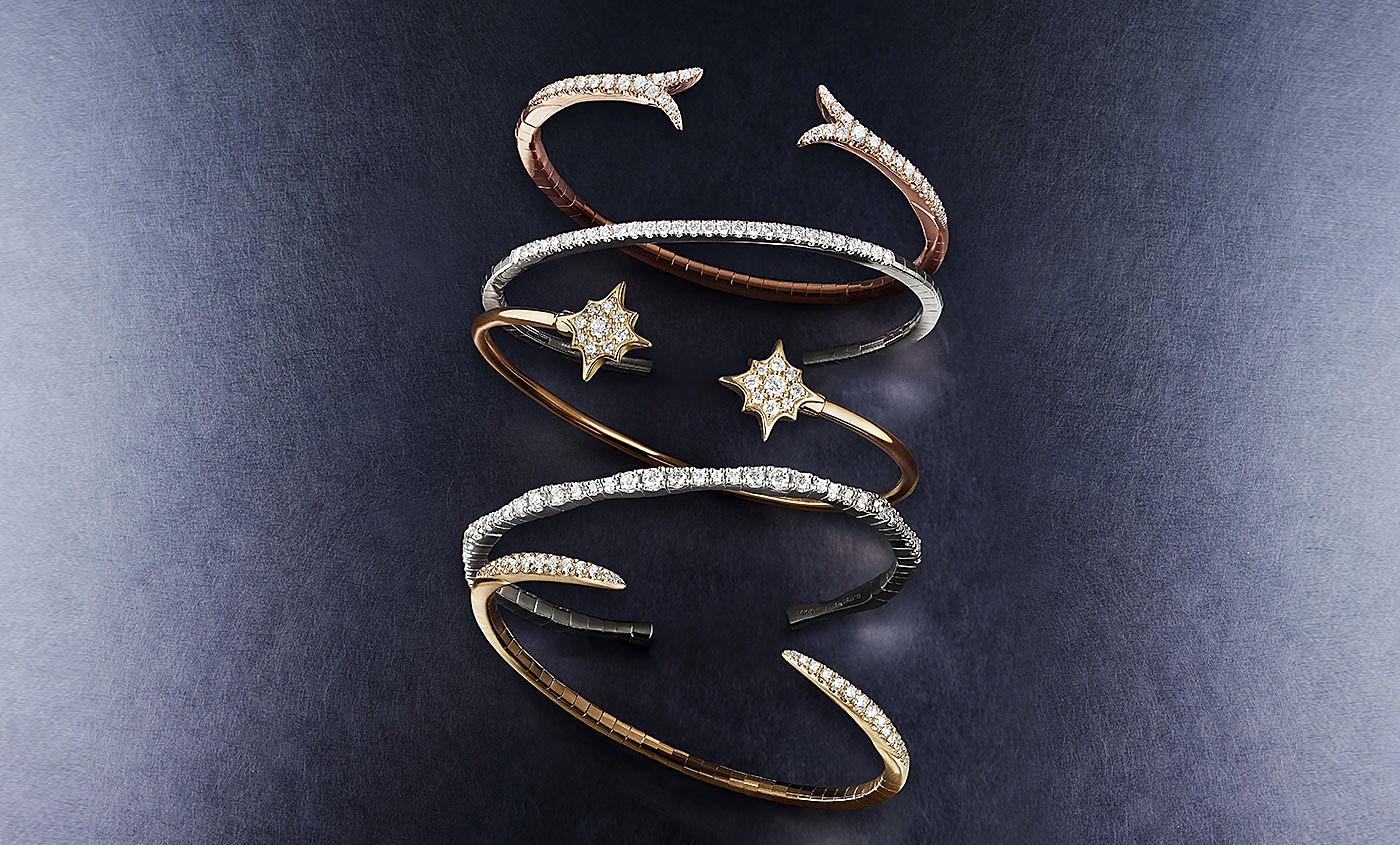 Gabriel - Demure and Byblos Bracelets
