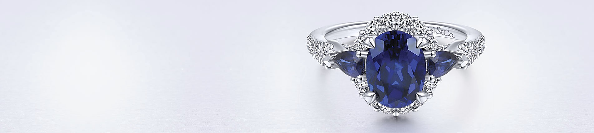 diamond cut platinum products jewelry cushion rare sapphire halo blue engagement earth ring infinity