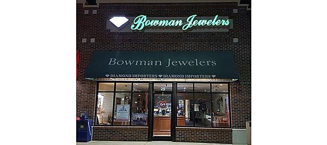 BOWMAN JEWELERS