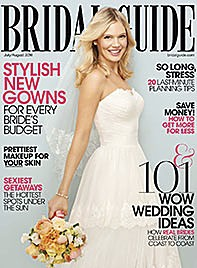 Bridal Guide July 2016
