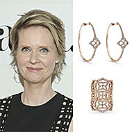 Cynthia Nixon April 2015 Tribeca Film Festival NYC