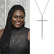 Danielle Brooks June 2017 BUILD LDN event for OITNB