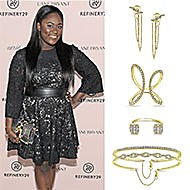 Danielle Brooks October 2016 Refinery29 Every Beautiful Body Symposium