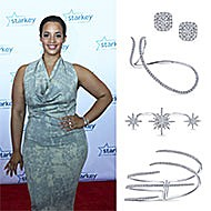Dascha Polanco July 2016 Starkey Hearing Foundation Awards Gala