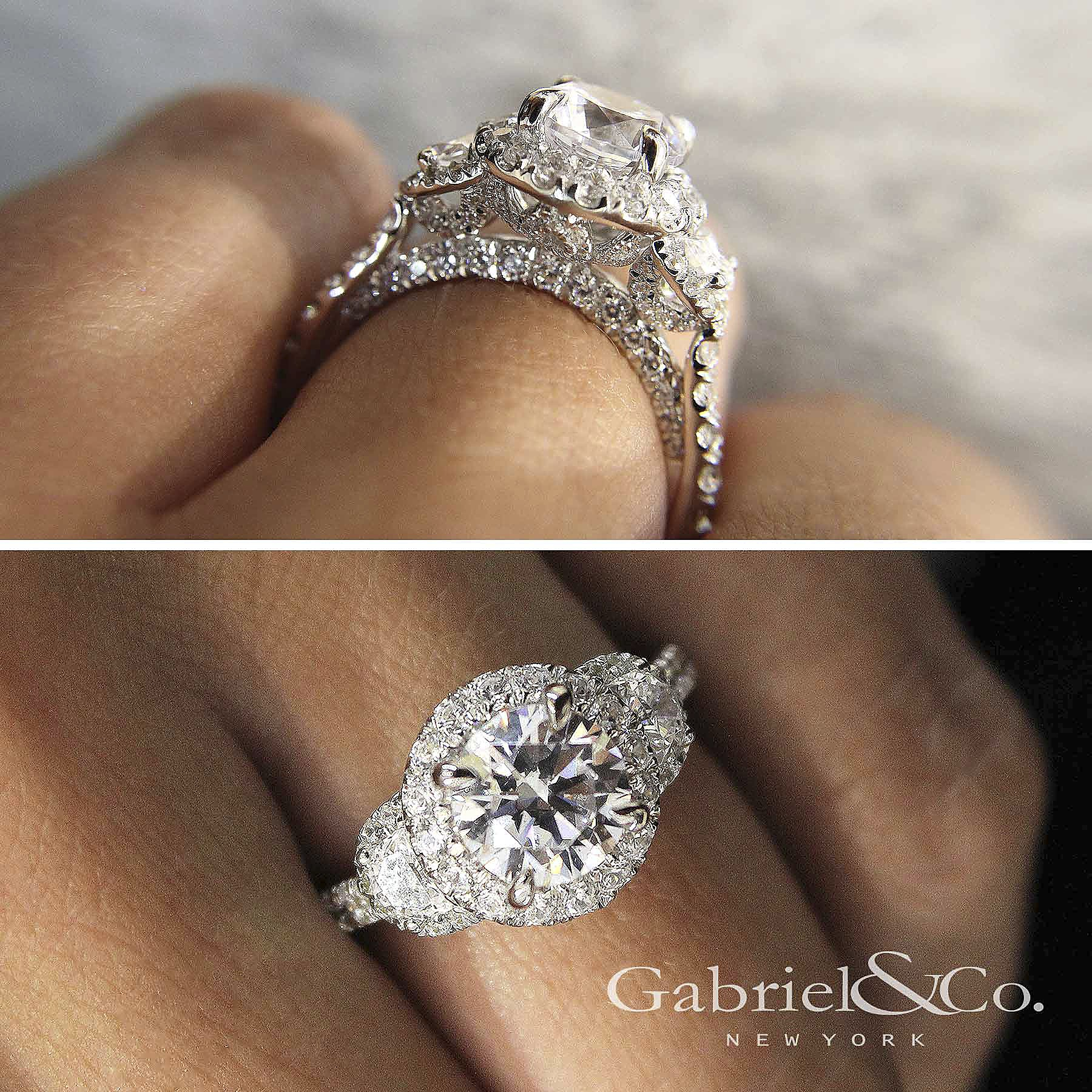 Remount Setting Engagement Rings
