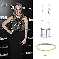 Emma Myles January 2016 Entertainment Weekly SAG Awards Celebration
