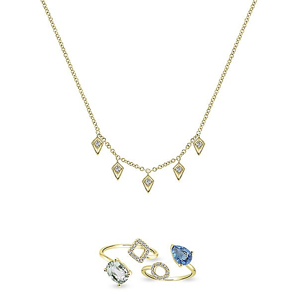 GABY Gabriel & Co Chain-Bracelets