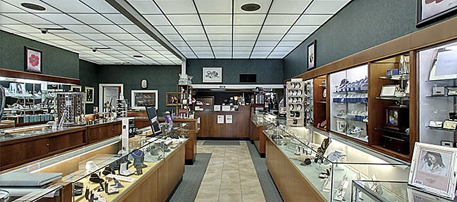 GREGORY JEWELERS