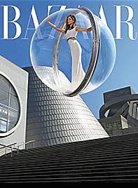 Harpers Bazaar December 2014