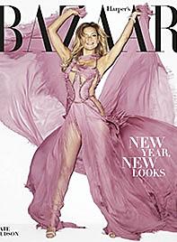 Harpers Bazaar December 2015