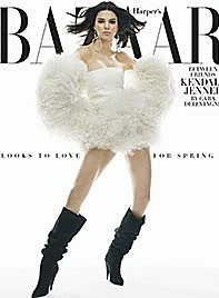 Harpers Bazaar Febuary 2018