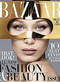 Harpers Bazaar June 2018