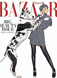 Harpers Bazaar May 2018
