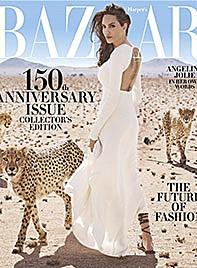 Harpers Bazaar November 2017