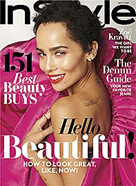 InStyle May 2018