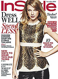 InStyle November 2014