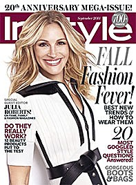 InStyle September 2014