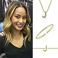 Jamie Chung January 2018 Heroes & Villains Fan Fest