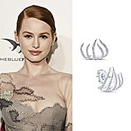 Madelaine Petsch March 2018 26th Annual Elton John AIDS Foundation