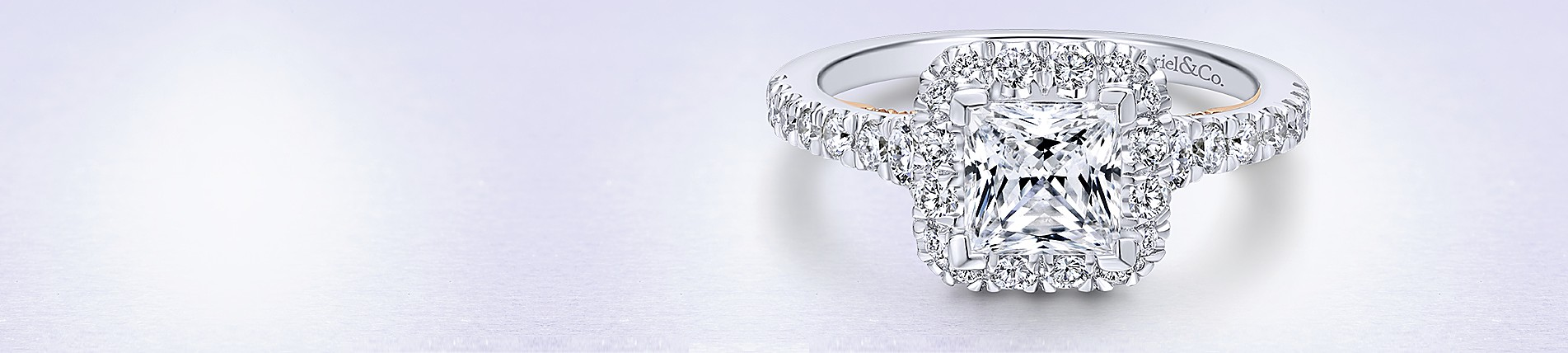 engagement ring shank most diamond types cut split shape popular asscher rings the diamonds micropave