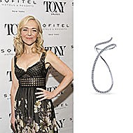 Rachel Bay Jones June 2017 Tony Awards Cocktail Party