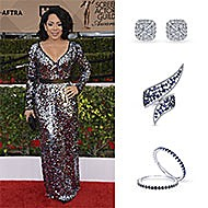 Selenis Leyva January 2016 SAG Awards