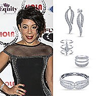 Selenis Leyva October 2015 HOLA Awards