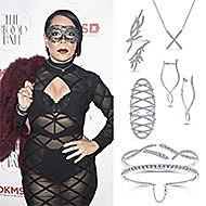 Selenis Leyva October 2016 DKMS Halloween Blood Ball