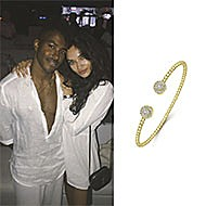 Shanina Shaik May 2018 Los Cabos White Party