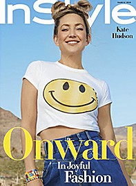 InStyle March 2021