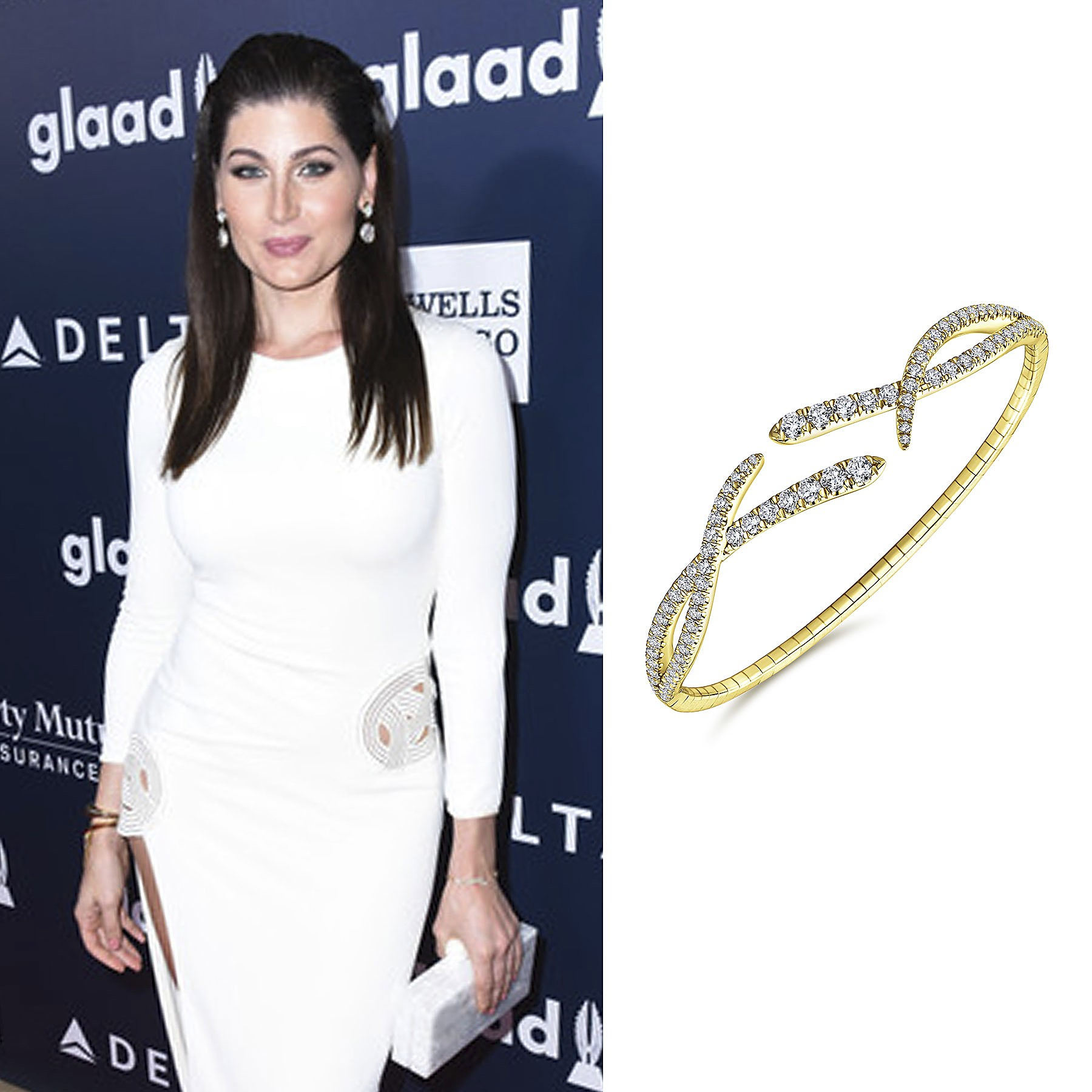 Trace Lysette April 2017 GLAAD Media Awards