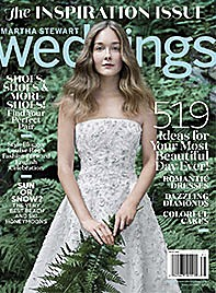 Martha Stewart Weddings January 2017